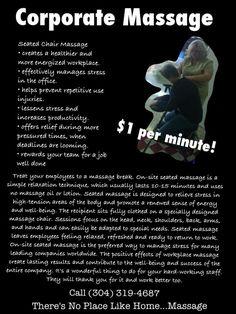 chair massage corprate | ... Massage, Massage Therapy, Morgantown, WV 26505 - corporate-massage