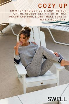 From ultra warm and cozy casual clothes to lightweight and breathable activewear, Swell styles are hot and on sale now! Check out the best styling casual outfits trending this season. Check out Swell.com for all the best fall fashion trends today!