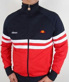 Ellese Heritage track jacket #vintage #1980s
