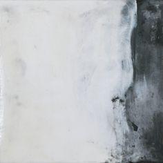 "Kandy Lozano Liaison33-2010-12""x12"", encaustic, pigments on panel"