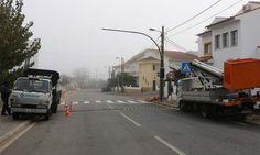 Elvas: Câmara Municipal instala novos semáforos