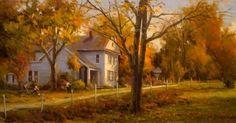 Landscape Paintings By John Pototschnik - Fine Art Blogger