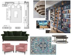 Make a mood board for each room and see if all things works together Rectangular Baskets, Interior Styling, Interior Design, Make A Plan, Color Harmony, Floor Finishes, Other Rooms, Concrete Floors, Getting Organized