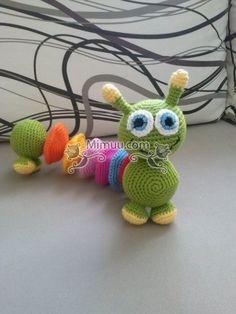 Having Fun With Crochet - Uncinetto Have Fun, Crochet Necklace, Model, Ideas, Amigurumi, Puppets, Crochet Collar, Mathematical Model