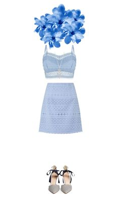 """Untitled #86"" by danielaelena1 on Polyvore featuring Lipsy, J.Crew and Lucky Brand"