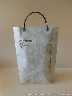 Borse tessuto non tessuto - Nonwoven Shopping bag! Paper Shopping Bag, Packaging, Torino, Wrapping