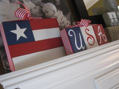 4th of July DIY Decor Round Up |
