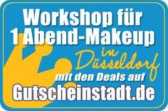 Mit Glück Schnäppchen in #Düsseldorf ergattern: #Workshop für 1 #Abendmakeup mit…