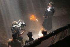 "WARRIOR NUN - The MOVIE behind-the-scenes ""Test Shoot"""