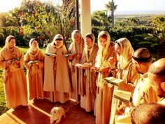 Little Friars and Sisters of Jesus and Mary