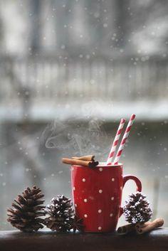 Christmas taste frappuccino by katerinatina