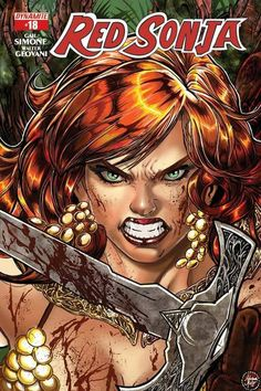 Red Sonja Vol 5 Cover B Variant Adriana Melo Cover Red Sonja, Comic Book Heroines, Comic Book Artists, Fun Comics, Marvel Comics, Adriana Melo, Conan Comics, Witch Queen, Hack And Slash