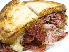 Pastrami sandwich from AK Subs San Francisco