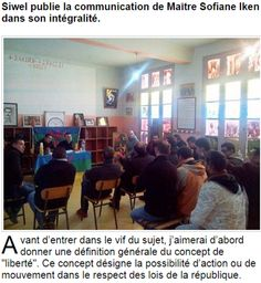 =======INDEPENDANCE DE LA KABYLIE=======: Coordination MAK d'Akbou : Conférence de Maître So...