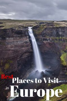 Continuing on from part one of the 100 best places to Visit in Europe Before you Die, which covered ten amazing places from Iceland to Croatia and beyond!