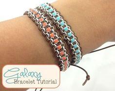 Galaxy Bracelet | Community Post: 24 Super Easy DIY Bracelets
