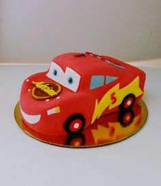 Mcgueen tort samochodzik