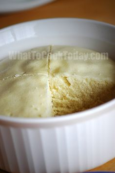 MA LAI GO / CANTONESE STYLE STEAMED CAKE- steamed cake?! Must try!
