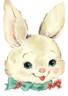 Nanalulus Musings: Some Vintage EASTER Graphics Images To Share