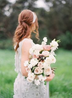 Floral Filled Inspiration for a Spring Wedding