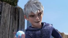 I wanna snow ball fight with Jack Frost!!!