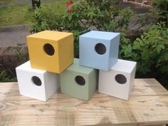 Bird box, bird #house, #nesting box, #handmade.,  View more on the LINK: http://www.zeppy.io/product/gb/2/151977058500/