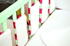 Ventilated Crib Bumper offered by Oliver B.