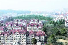 社区规划师竟是咱家邻居 Multi Story Building, China, Porcelain