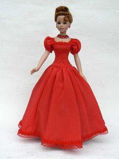 inspirace barbie - Iva a Lenka - tvorba a šití na panenky barbie - Galerie Iva