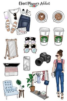 computers with stickers ~ computers with stickers Snapchat Stickers, Phone Stickers, Cute Stickers, Image Stickers, Printable Planner Stickers, Journal Stickers, Scrapbook Stickers, Printables, Closet Planner