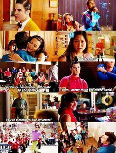 Glee season 5. Beatles!