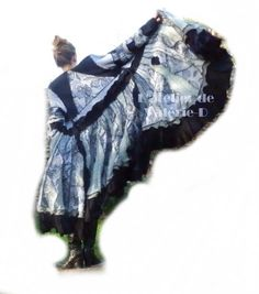 Patchwork coat elf coat Hippie Gypsy seam by arttricotcrochet