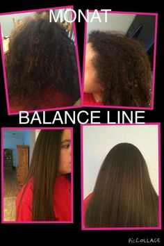 MONAT before & afters
