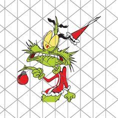 Cricut Craft, Cricut Vinyl, Svg Files For Cricut, Grinch Stole Christmas, Christmas Svg, The Grinch Movie, Hallmark Christmas Movies, The Worst Witch, Silhouette Files