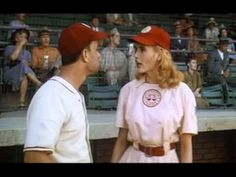 A League of Their Own Documentary ... ok, can't get enough of this one either! I guess I love baseball movies too! (Field Of Dreams was another very favorite)...
