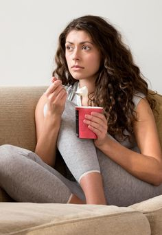 Why You Stress Eat -
