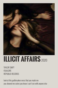 illicit affairs taylor swift