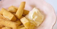 Het grootste gemis nu we een aantal weken zonder nachtschade door het leven gaan zijn frietjes, patat, gebakken aardappeltjes, of hoe je het ook wilt noemen. Patatjes, of frietjes, gaan er hier alt…