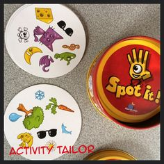Activity Tailor: Under Pressure-Review of several games used for speech/language therapy. Pinned by SOS Inc. Resources. Follow all our boards at pinterest.com/sostherapy/ for therapy resources.
