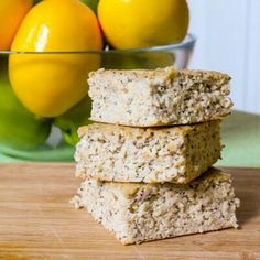 Lemon Poppyseed Prot