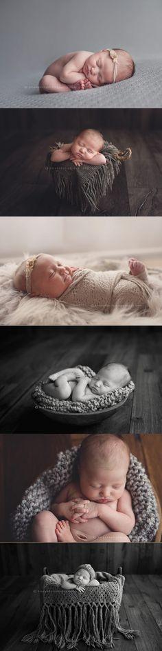 Baby Sydney, 10 days | photographer, Darcy Milder | His & Hers, Des Moines, Iowa