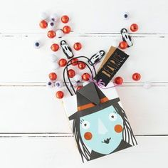 Halloween Wicked Witch Trick Or Treat Party Bags   From trick or treating and pumpkin carving, to watching scary movies and having a party, there's so much you can enjoy on the spookiest night of the year. Time to get Halloween-ready.