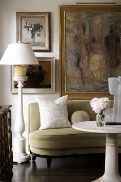 Artful Living Space