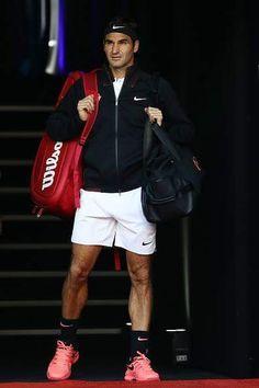 Roger Federer - Rod Laver Arena - AO 2018 - Melbourne