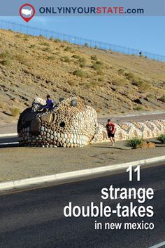 11 strange places in New Mexico, where you stop twice and look - Travels New Mexico Road Trip, Roswell, New Mexico Vacation, Travel New Mexico, New Mexico Homes, Carlsbad New Mexico, New Mexico Camping, Tennessee Vacation, Nature