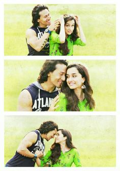 Pin/♡Madiha♡ Disha Patni, Sraddha Kapoor, Tiger Shroff, Indian Celebrities, Bollywood Stars, Celebs, Actresses, In This Moment, Couple Photos