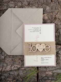 WEDDING INVITATIONS wood 44/wood/z