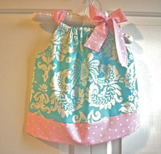 Baby clothes Baby dress kids childrens clothes by BackPorchKids