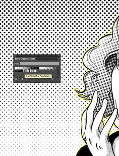 Dot pattern swatches - How to create halftone Pattern - Adobe Illustrator Tutorial