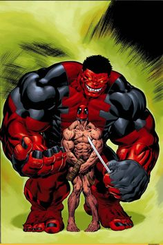 #Red #Hulk #Fan #Art. (Hulk #16 variant) By: Ed McGuinness. (THE * 5 * STÅR * ÅWARD * OF: * AW YEAH, IT'S MAJOR ÅWESOMENESS!!!™) ÅÅÅ+